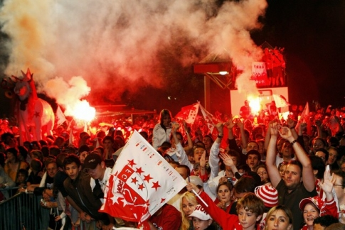 fcsion11 supporters Coupe de Suisse: Finale Neuchâtel Xamax   Sion